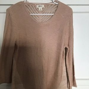 Style & Co Textured Sweater